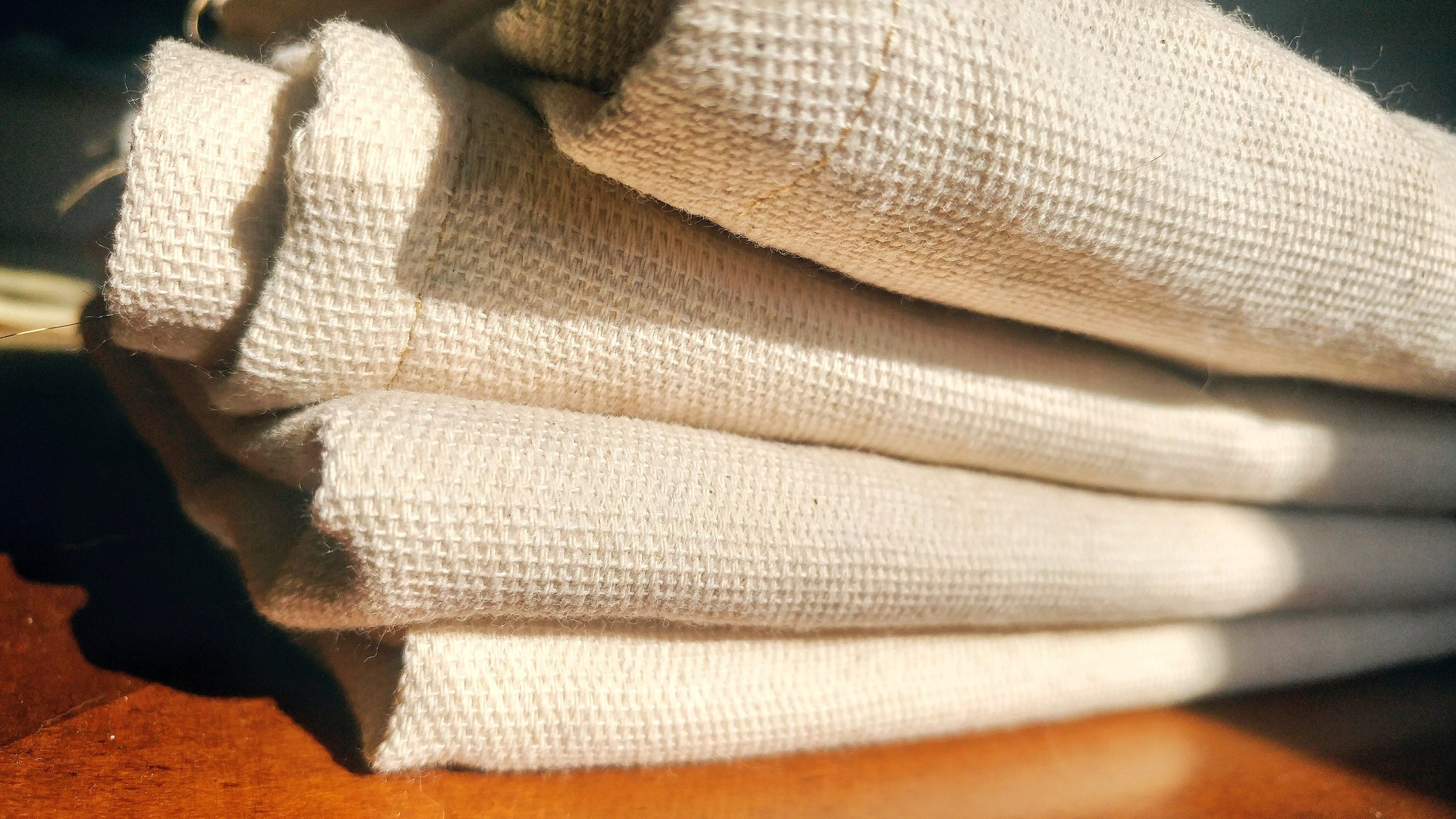 Custom Tiny Home Canvas Curtains Measuring