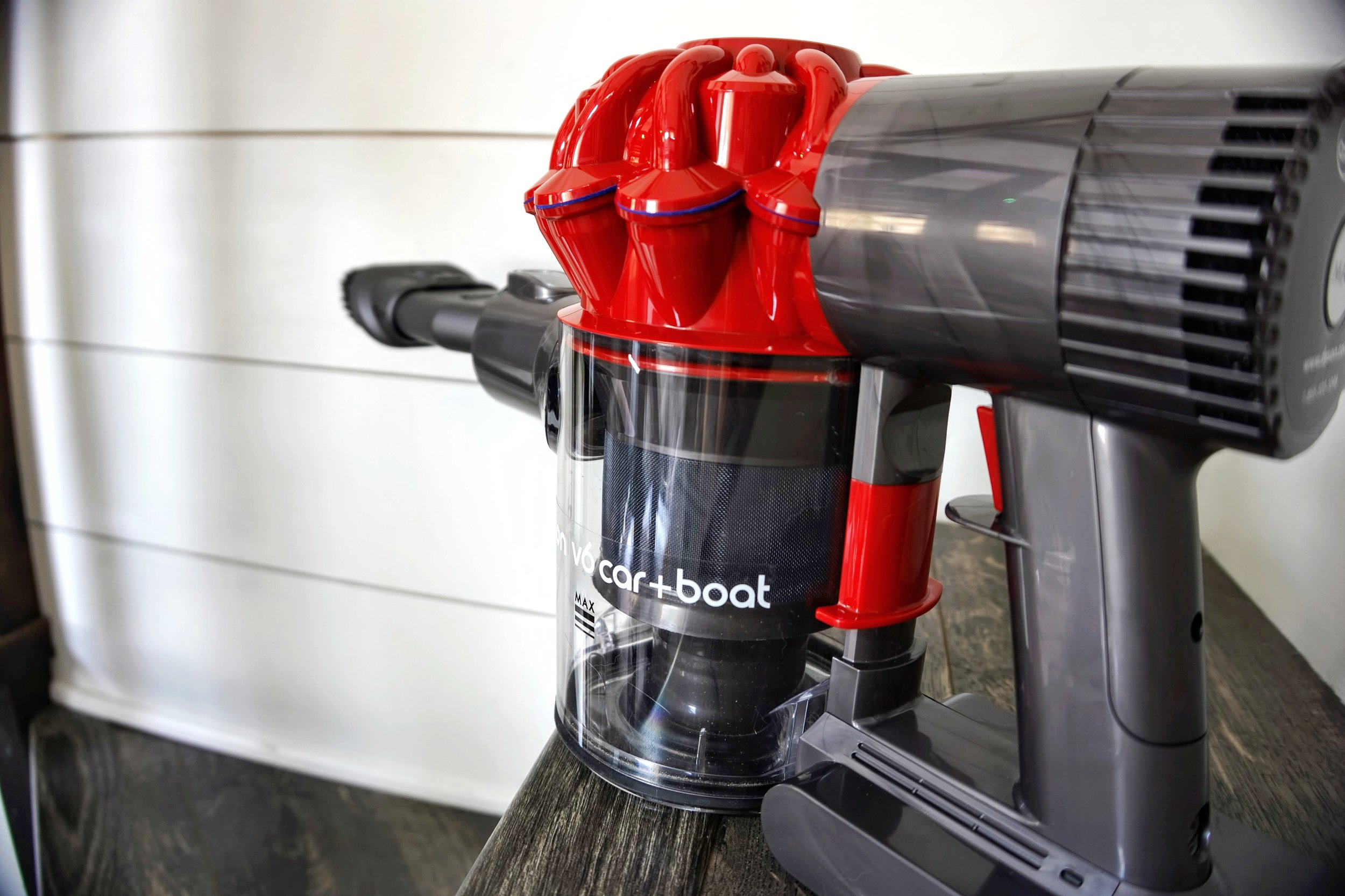 Tiny House Living Dyson Car and boat vacuum best vacuum