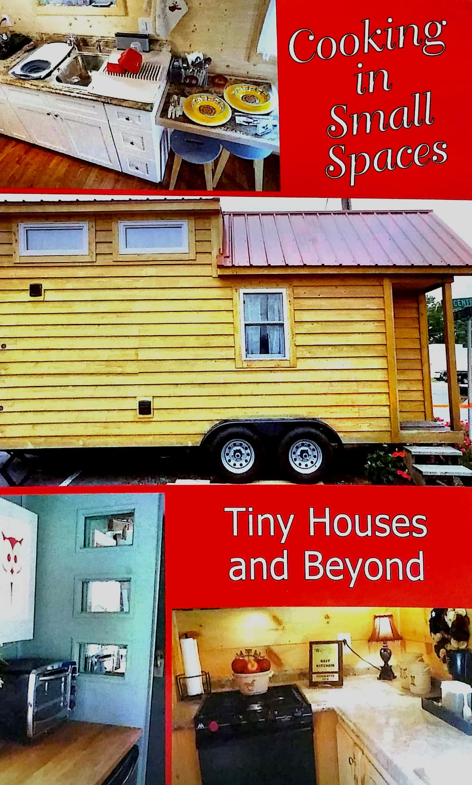 """Leanne Stephens is the author of the award winning blog   Tiny Houses and Beyond  , author of the   tiny  house   cookbook   """"Cooking in   Small   Spaces,"""" Webmaster ..."""