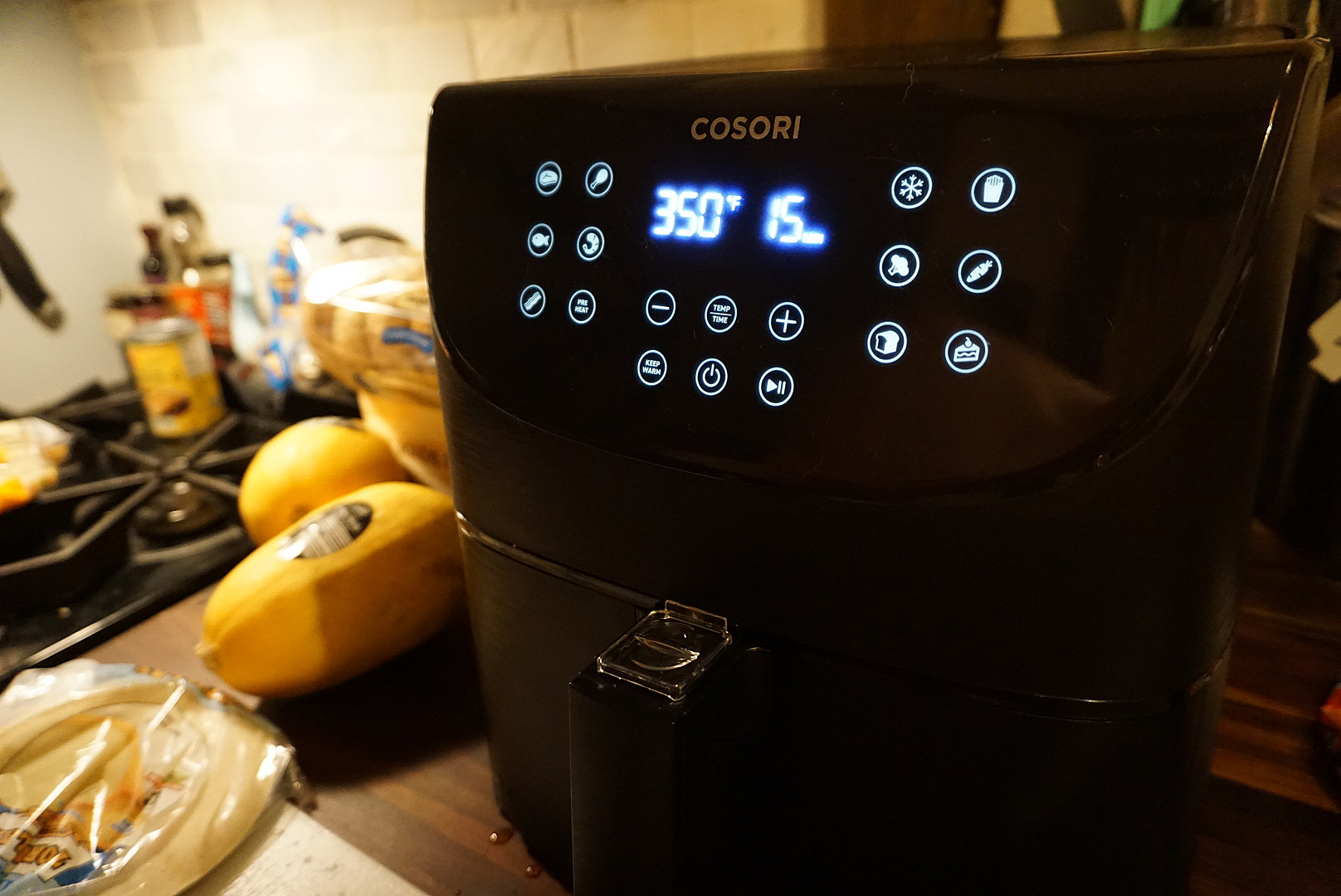 COSORI Air Fryer(100 Recipes),5.8Qt Electric Hot Air Fryers Oven Oilless Cooker,11 Cooking Presets,Preheat&Shake Reminder,LED Digital Touchscreen,Nonstick Basket,ETL/UL Certified,2-Year Warranty,1700W, tiny house, tiny kitchen, tiny stove, tiny oven, tiny home, compact kitchen
