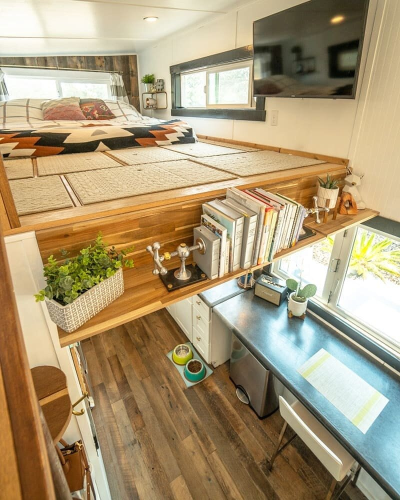25 Tiny House Storage Ideas For Any Size Home Tiffany The Tiny Home