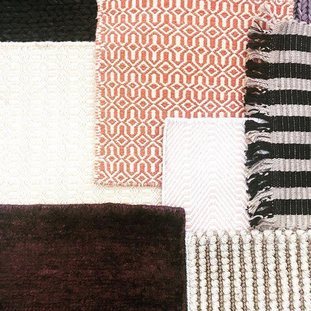 Textures #customcouturerugs #fall 🍁