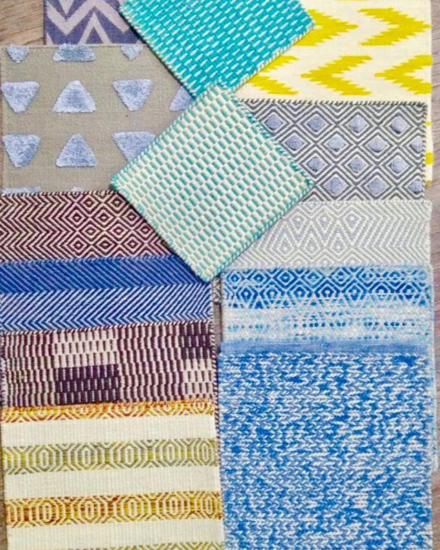 Flatweaves! Flatweaves! Flatweaves Galore! New Arrivals! #newzealandwool #customarearugs #customcolors #spring