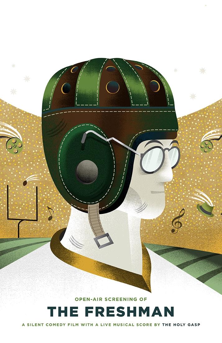 Poster Artwork by  José Garcia of Zoca Studio Inc.