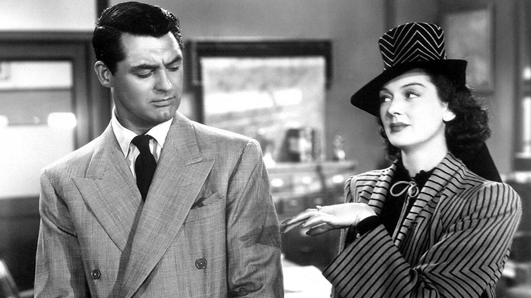 His Girl Friday — Christie Pits Film Festival