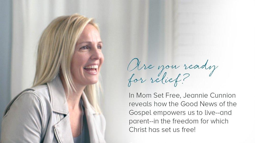 Free moms pics Mom Set Free Jeannie Cunnion