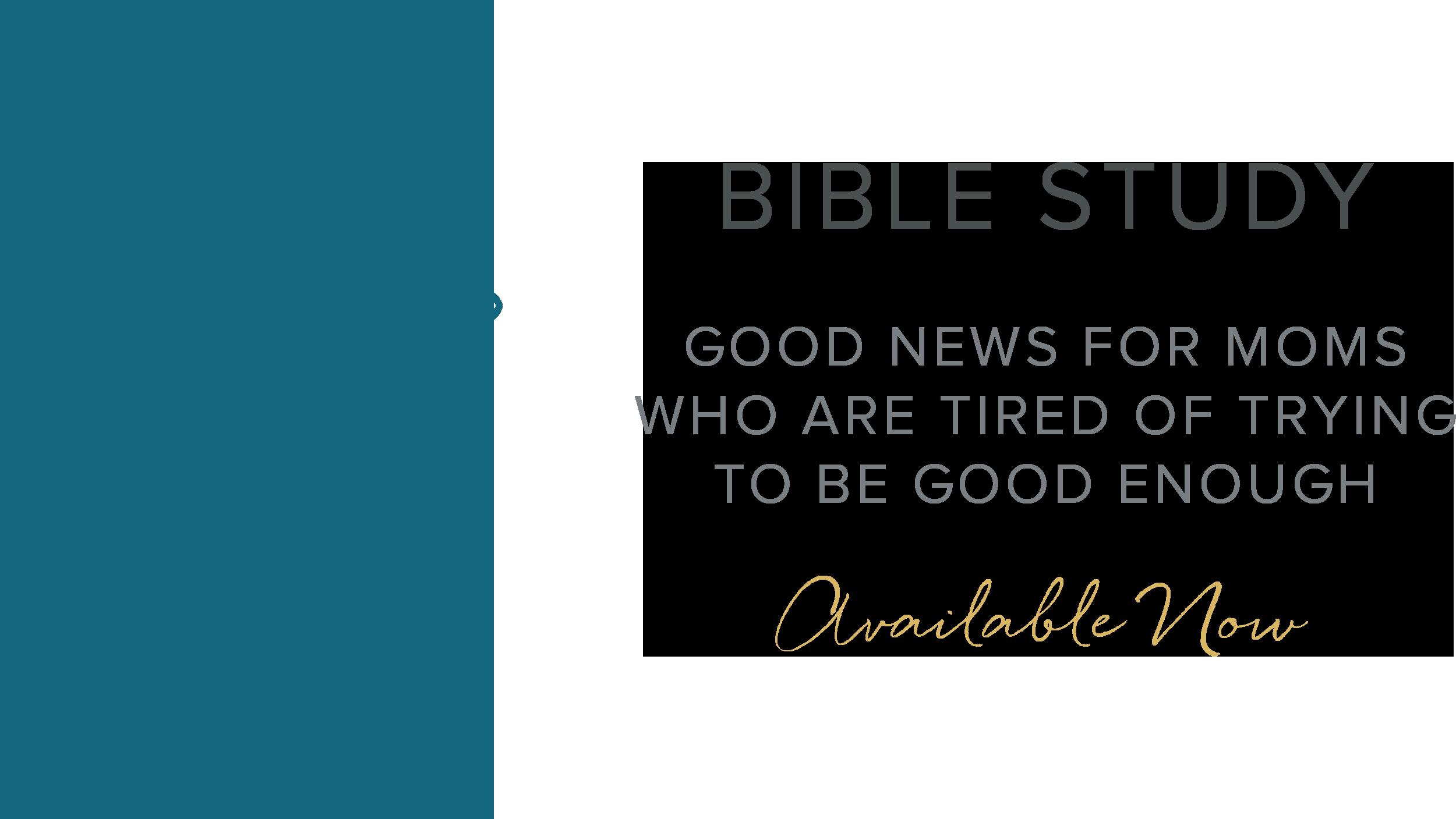 Mom Set Free Bible Study — Jeannie Cunnion
