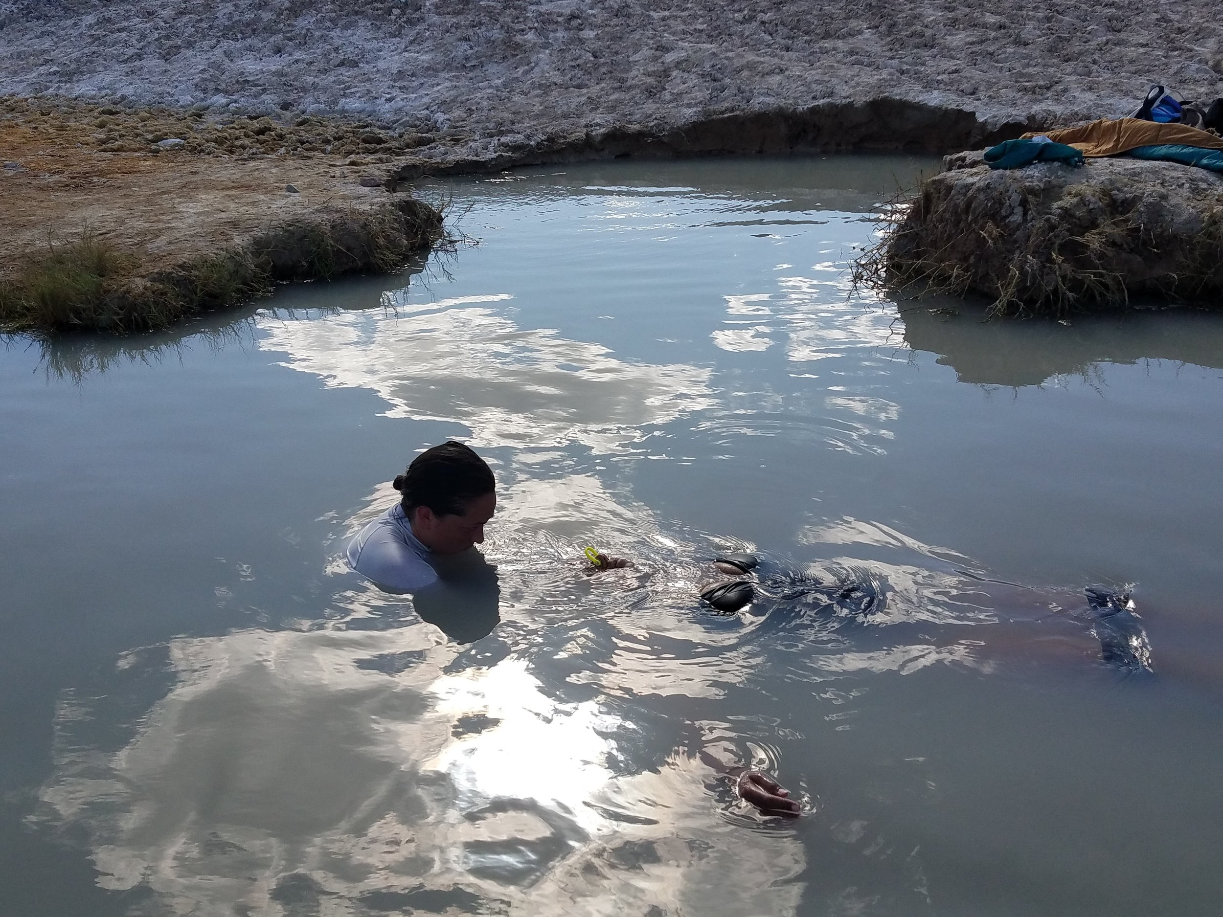 Submerge In Tecopa: - A New Year's Water Healing RetreatDecember 26-28, 2018