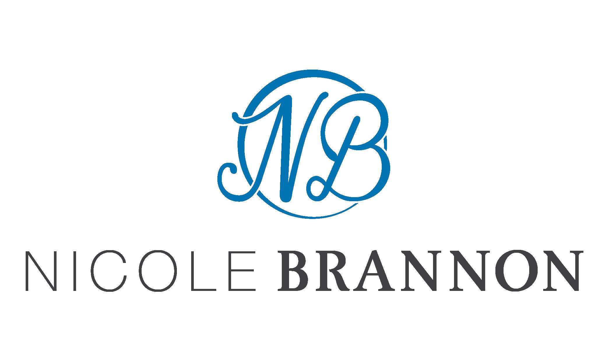 Nicole Brannon Logo  Emily VanderMey