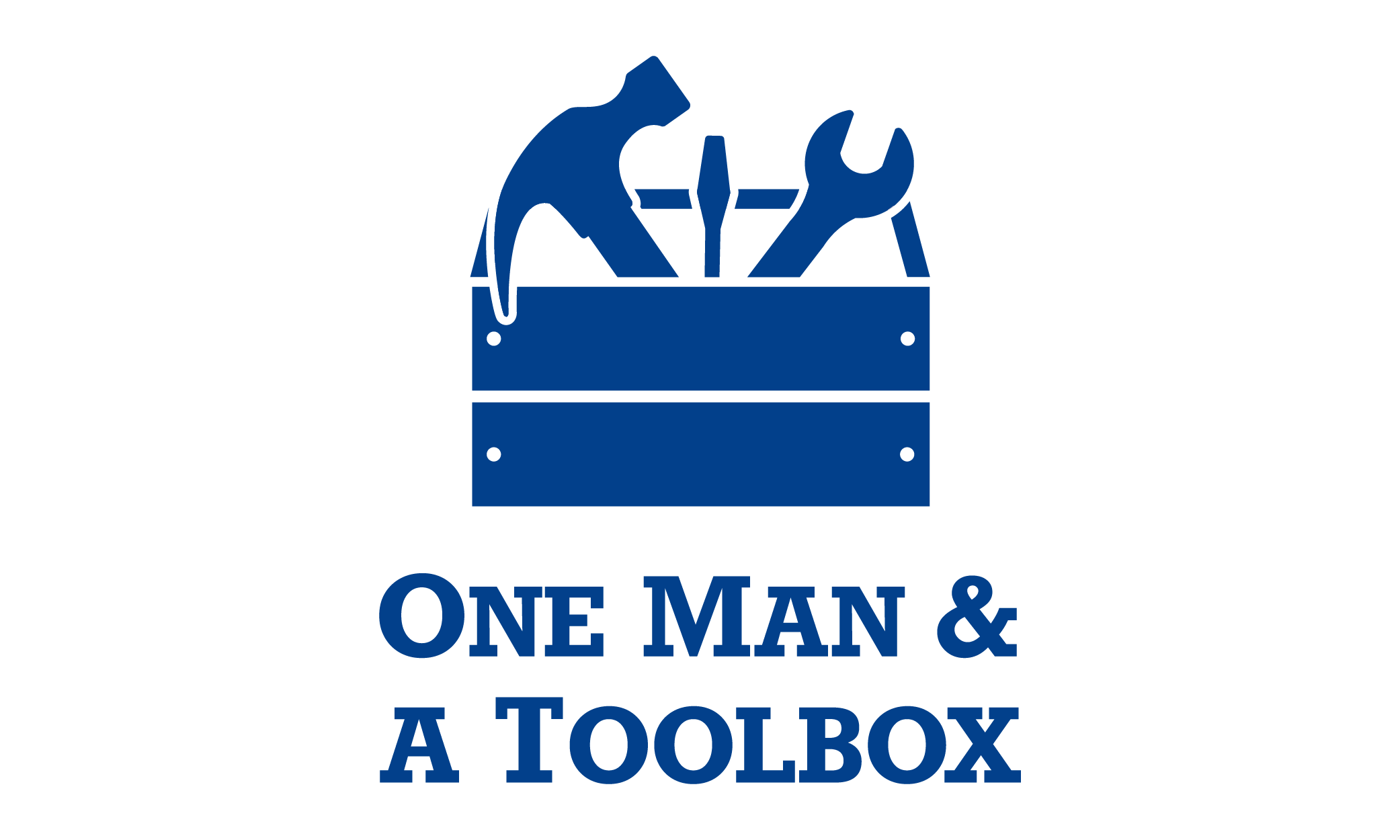 One Man and a Toolbox