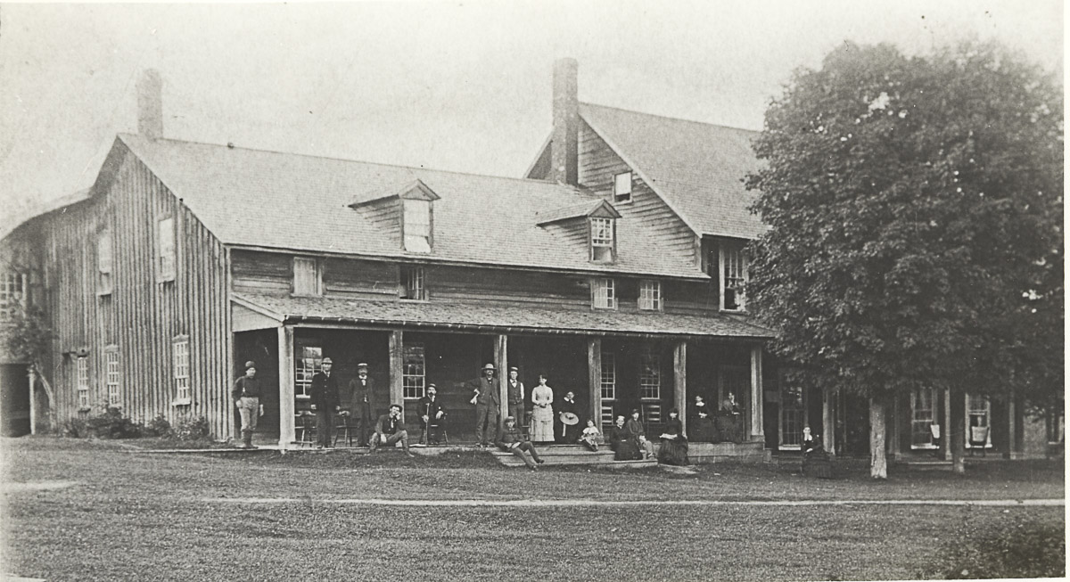 Bartlett's Sportsmen's Home, circa 1882