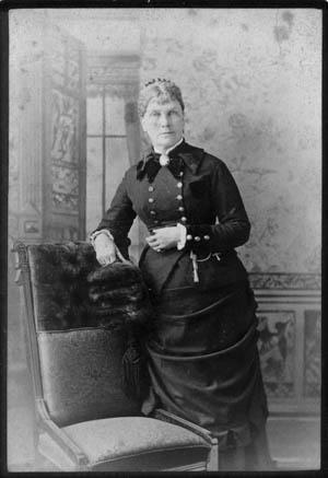 Caroline Bartlett 1872