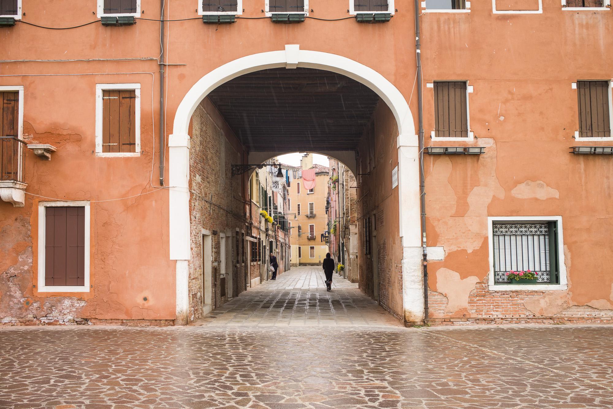 Arch in Venice