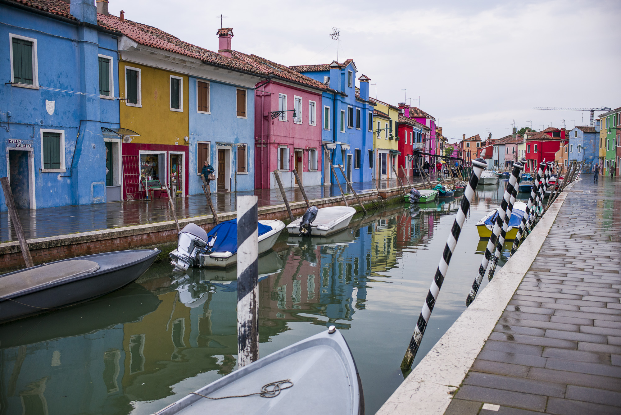 Color and Canal