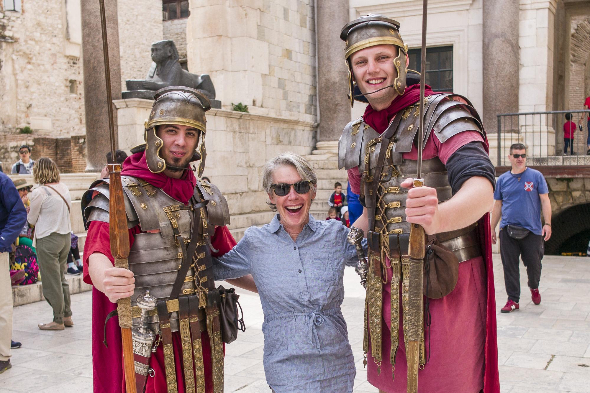 Cheryl and Centurions