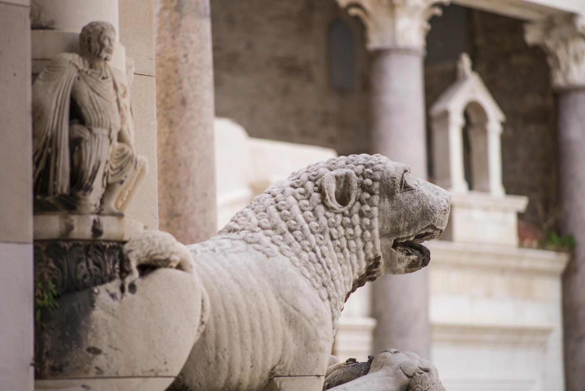 Diocletian's Lion