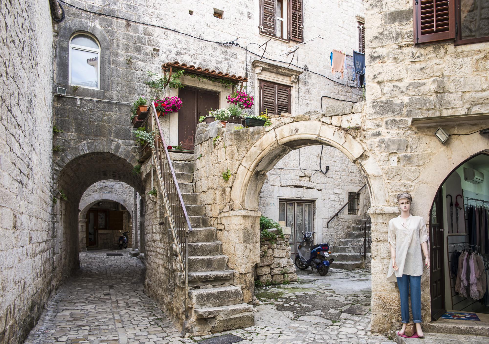Living in Trogir