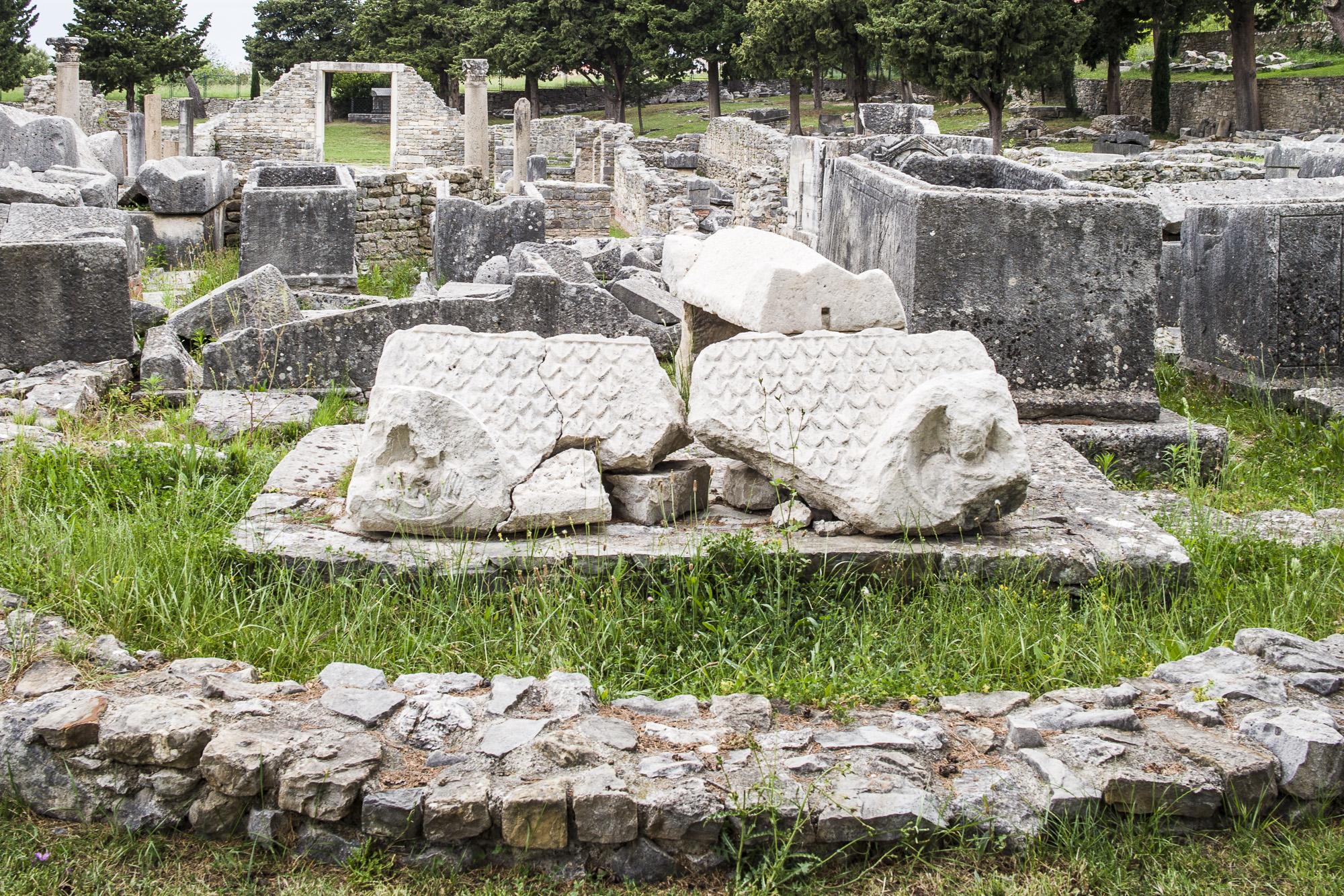 Salona Necropolis