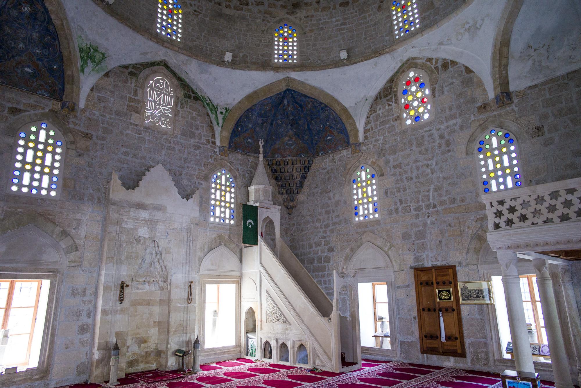 Mosque in Pocitelj