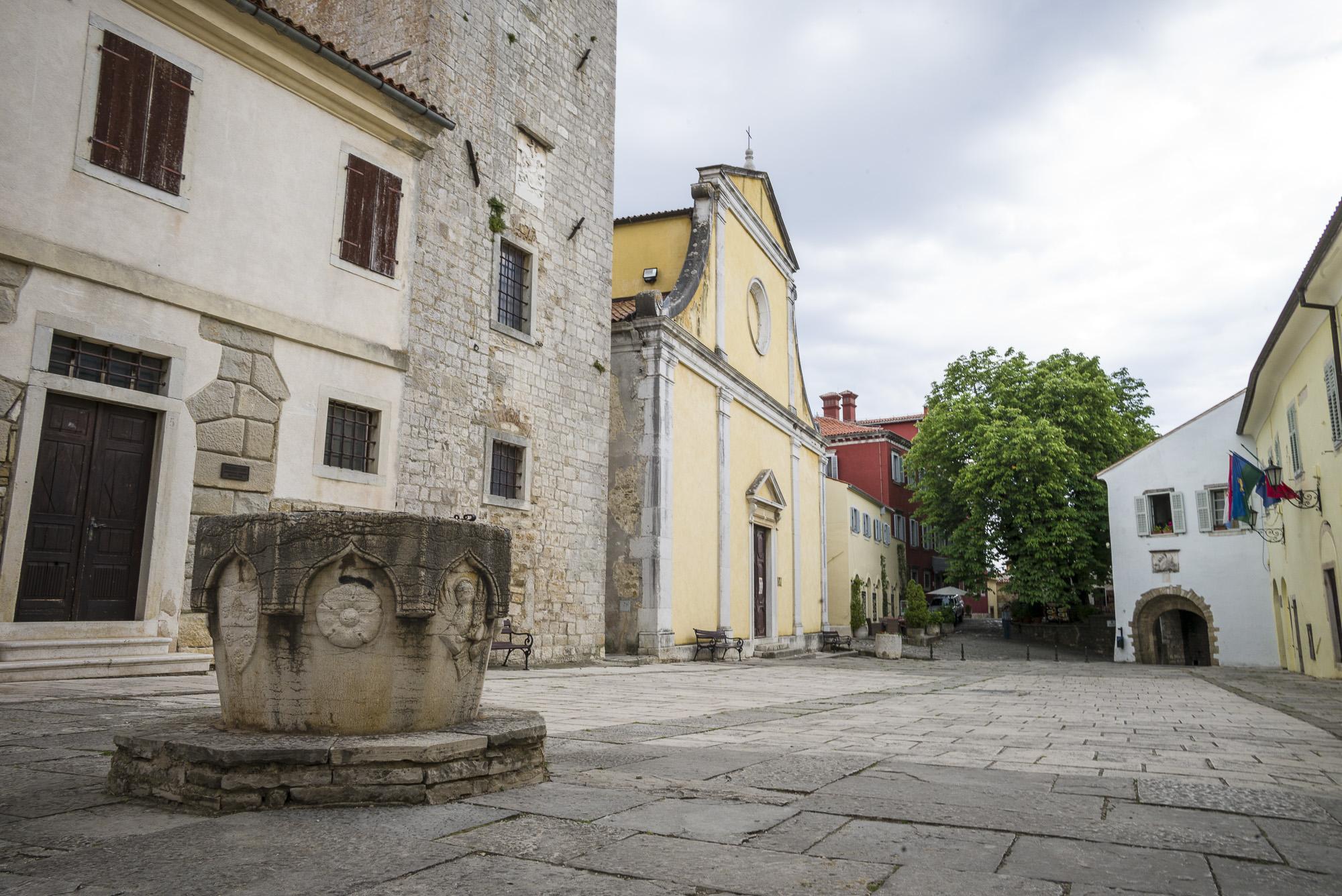 Venetian Well in Motovun