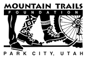 Park City Trails are multi-use