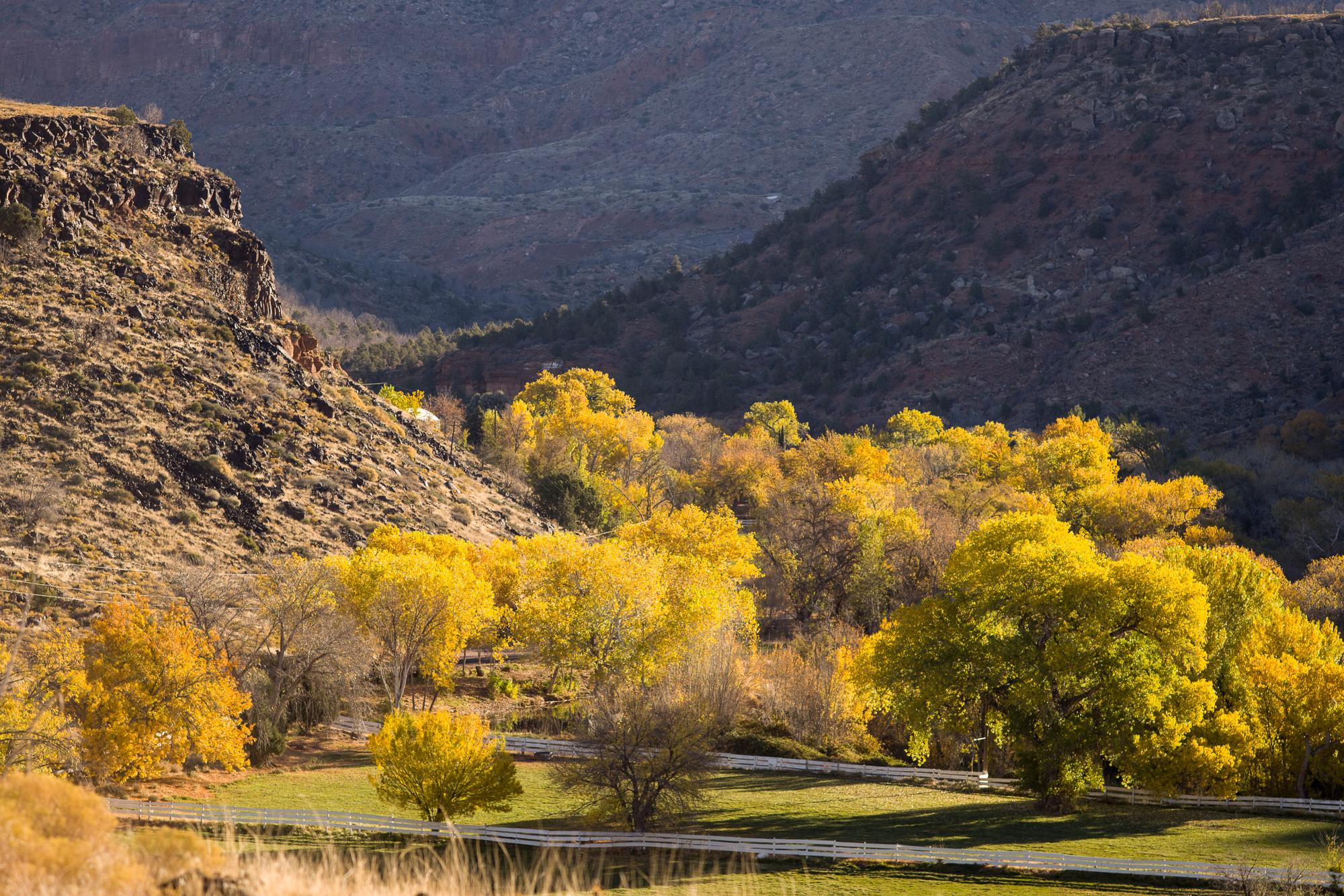 Ranch n Kolob Canyon