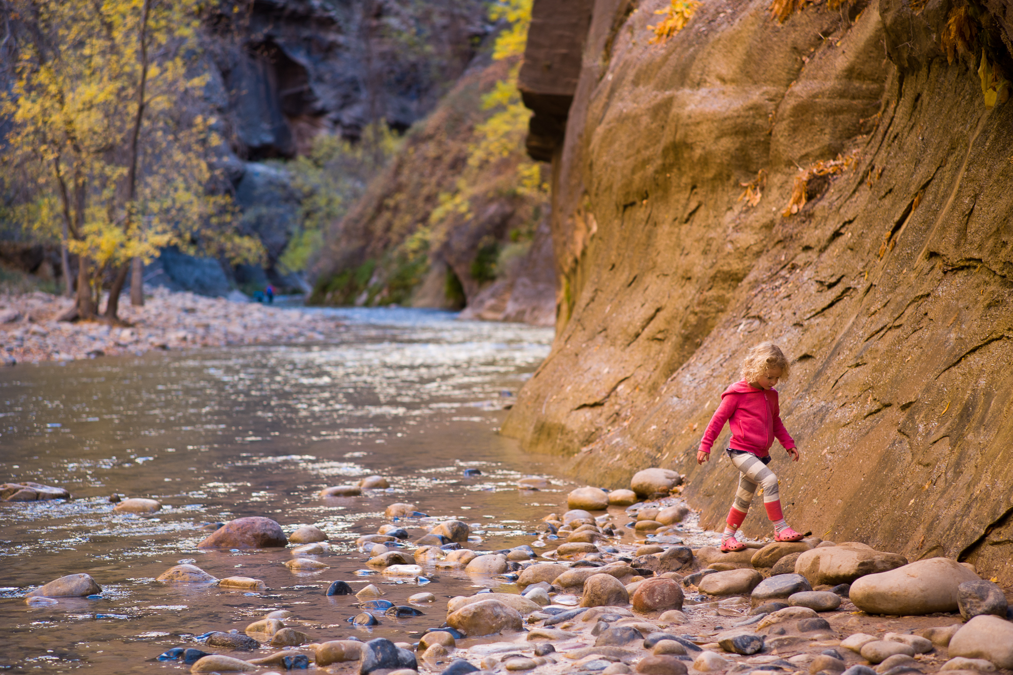 Little Girl at the Narrows - Image 2