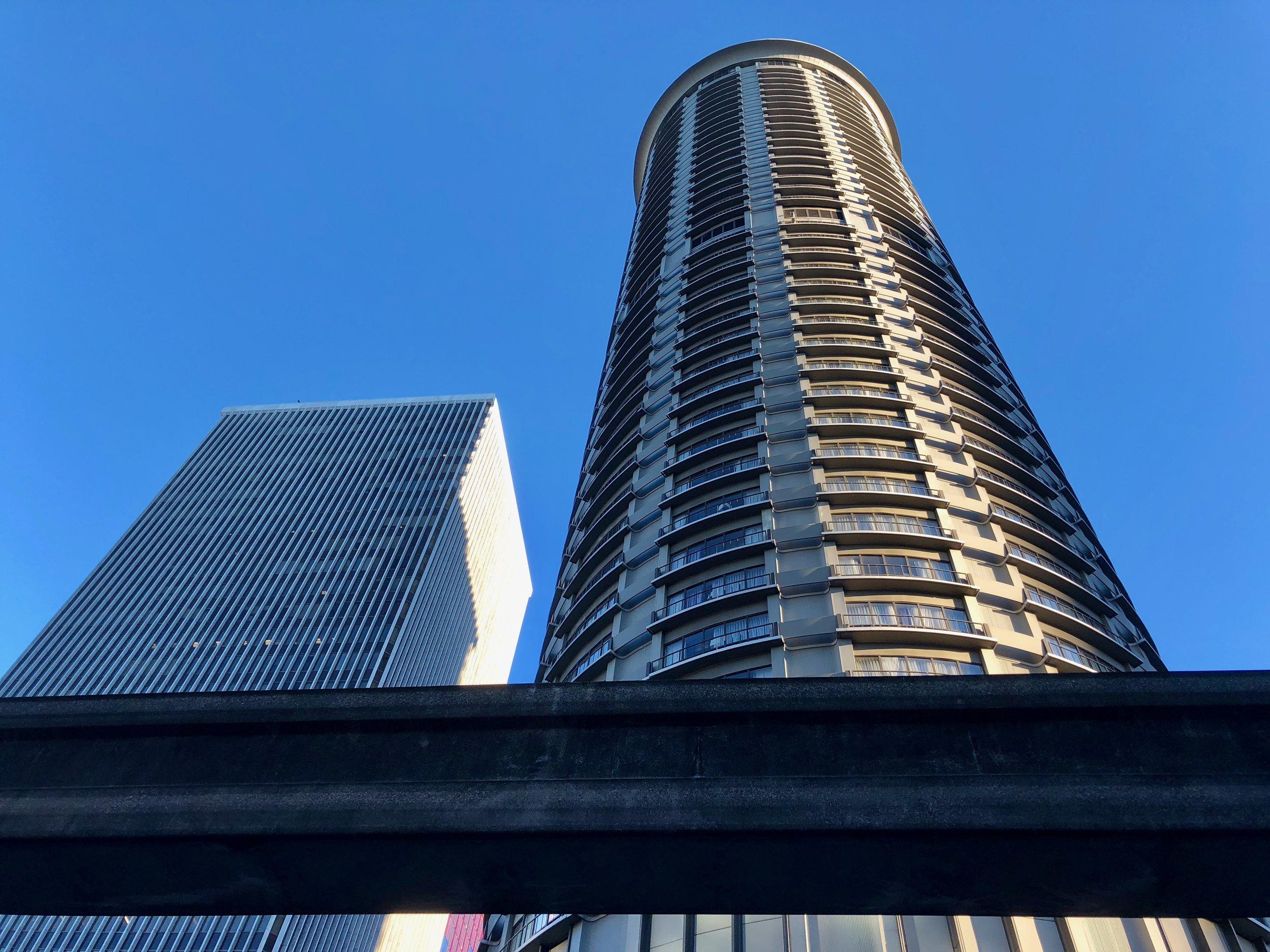Seattle Hotel - iPhone X