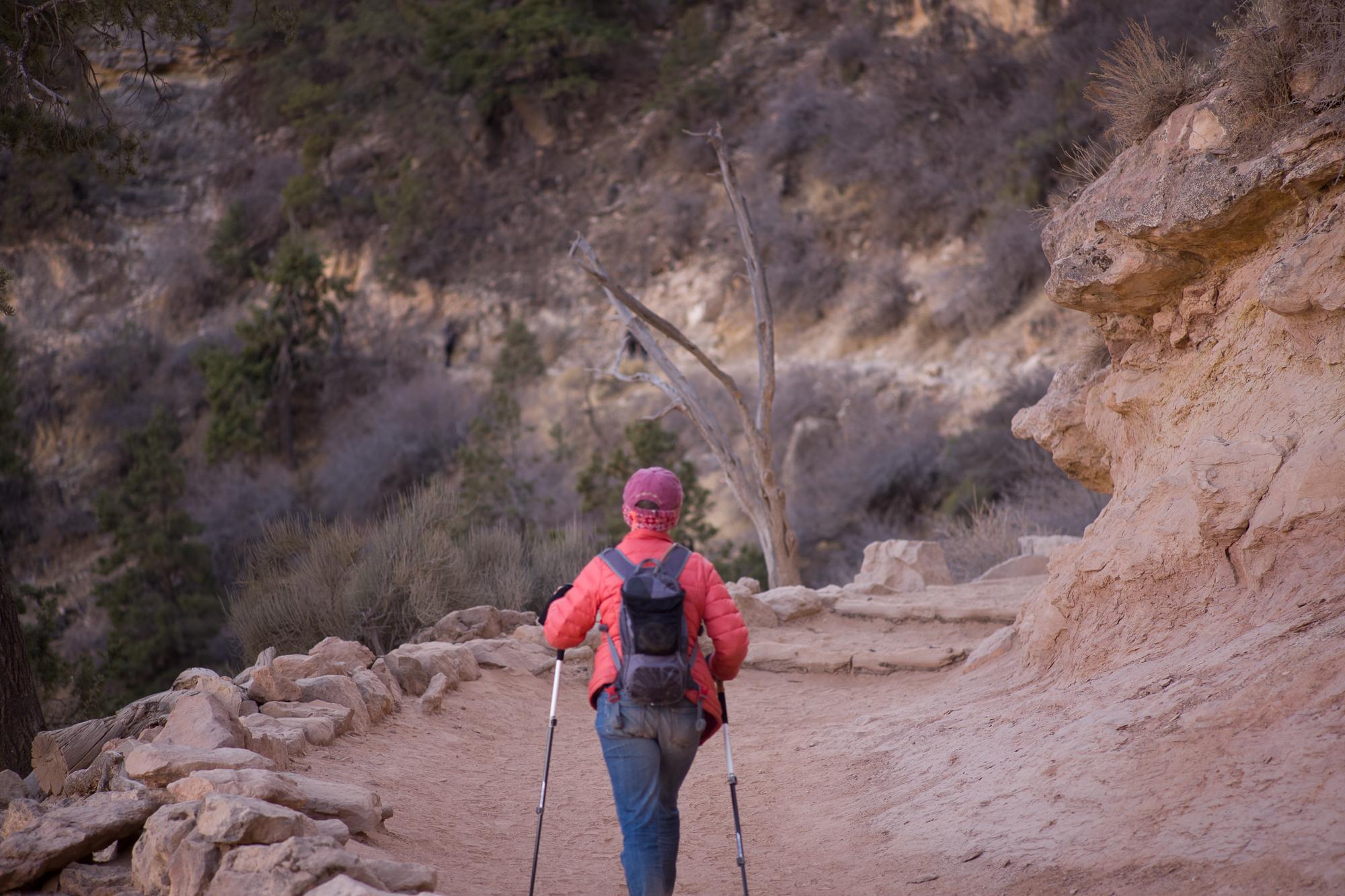 Cheryl in the last mile