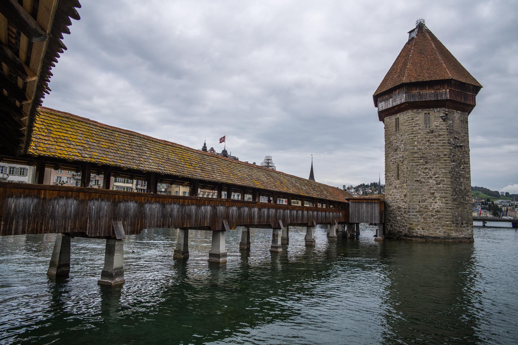 Kapellbrücke Bridge