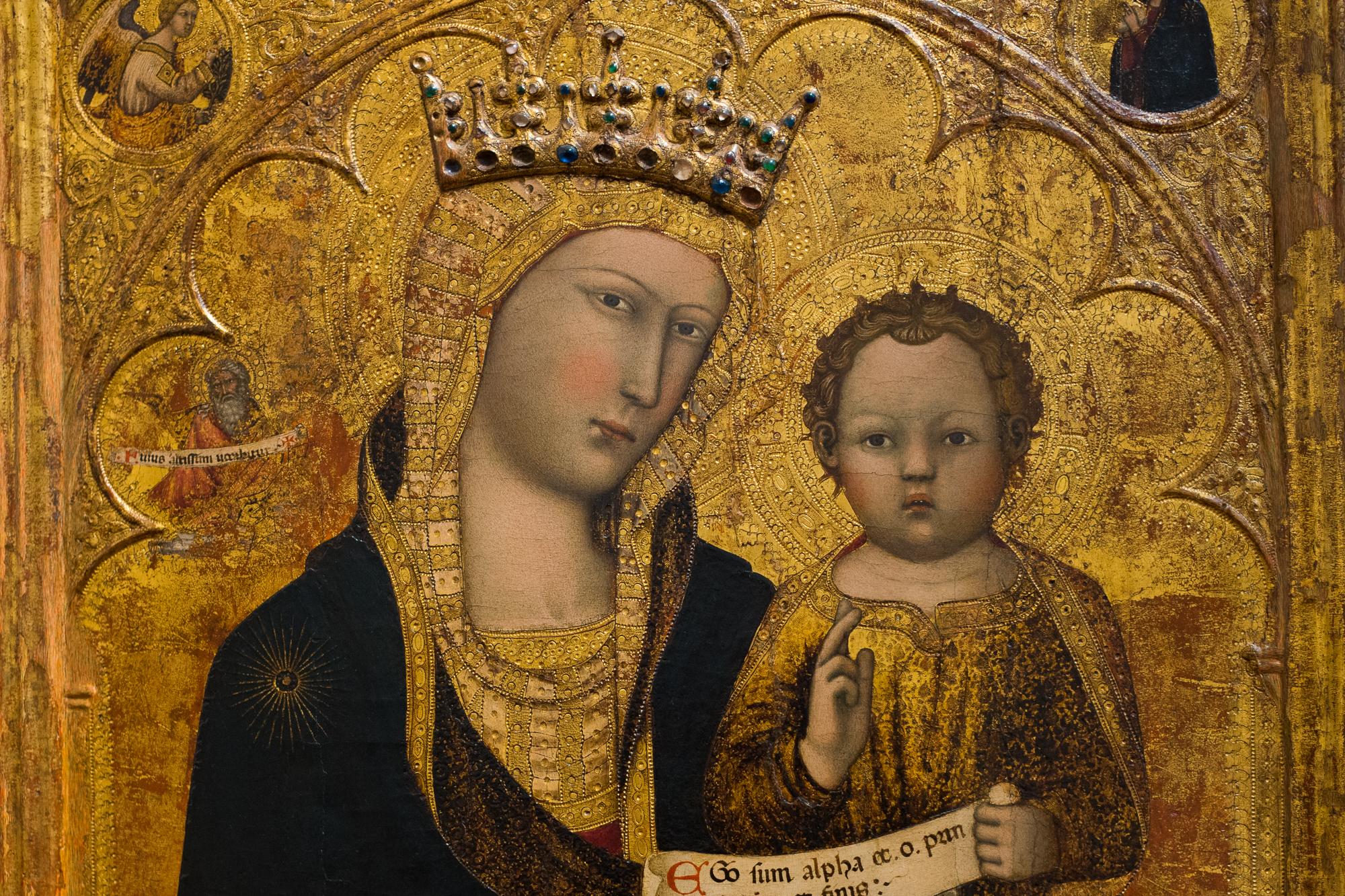 Art at the Uffizi