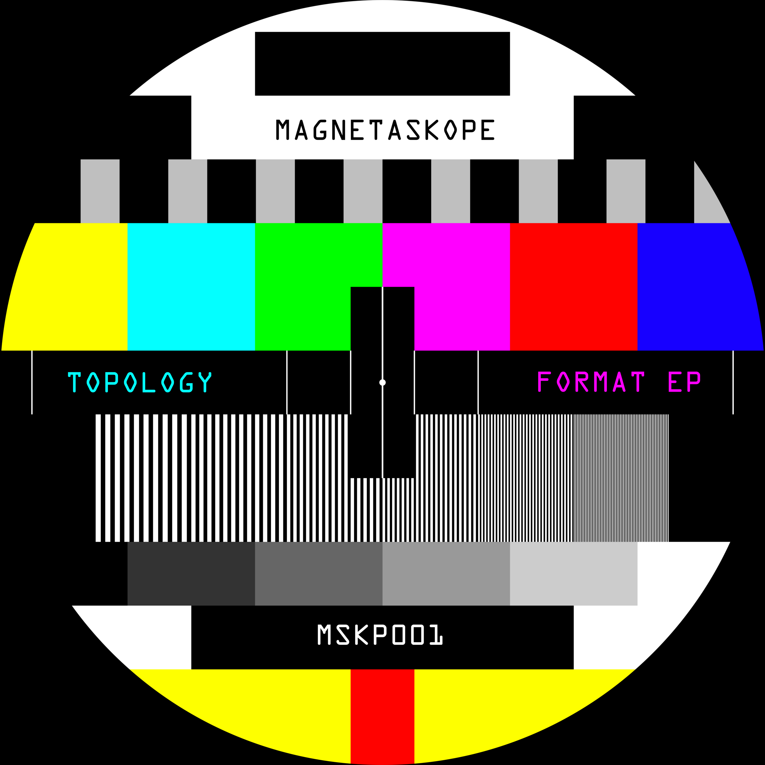 MSKP001 - TOPOLOGY // FORMAT EPRELEASED 05.10.2018