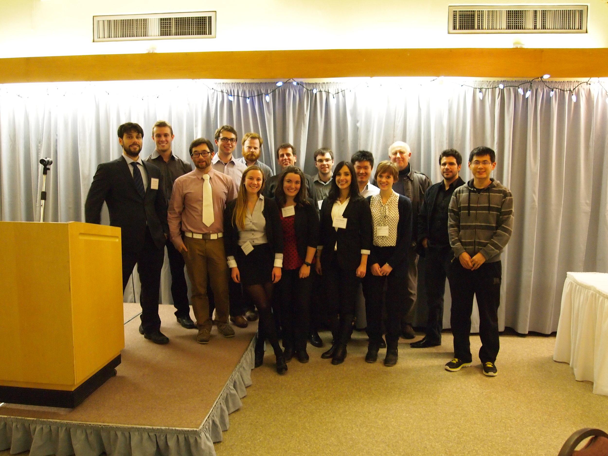 Symposium of Chemical Physics, 2014