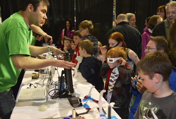 Science Rendezvous 2014