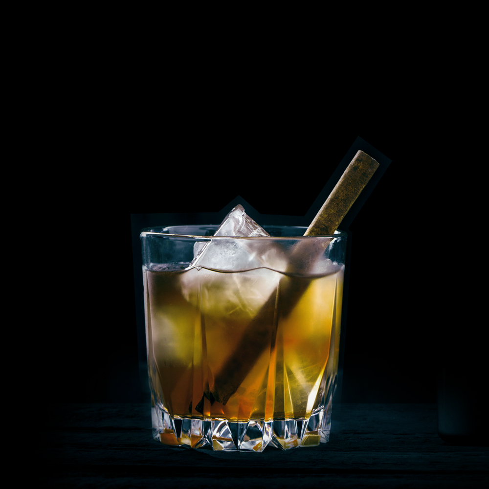 WINTER MOLLY  INGREDIENTS  - 2 oz. Fig-infused El Silencio Espadin* - .75 oz. Honey Syrup - .25 oz. Pedro Ximénez Sherry - 1 oz. Fresh Lime Juice  METHOD  Shake & Strain Rocks Glass - Fresh Grated Cinnamon   *Fig-Infused Espadin*  - 1 cup dried figs - 1 bottle El Silencio Espadin Let sit for 48 hours, Filter through cheesecloth, & bottle.