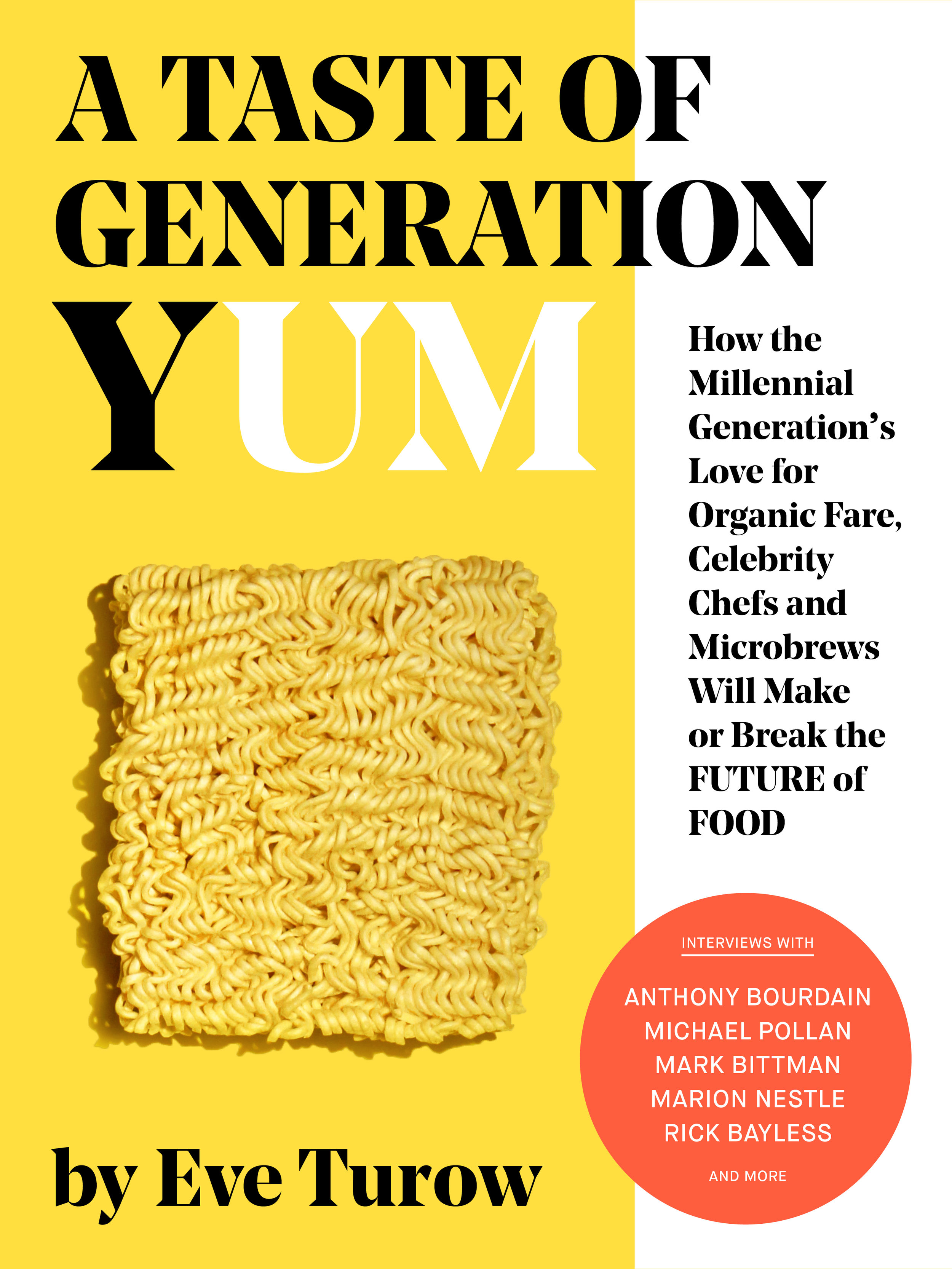A Taste of Generation Yum Cover