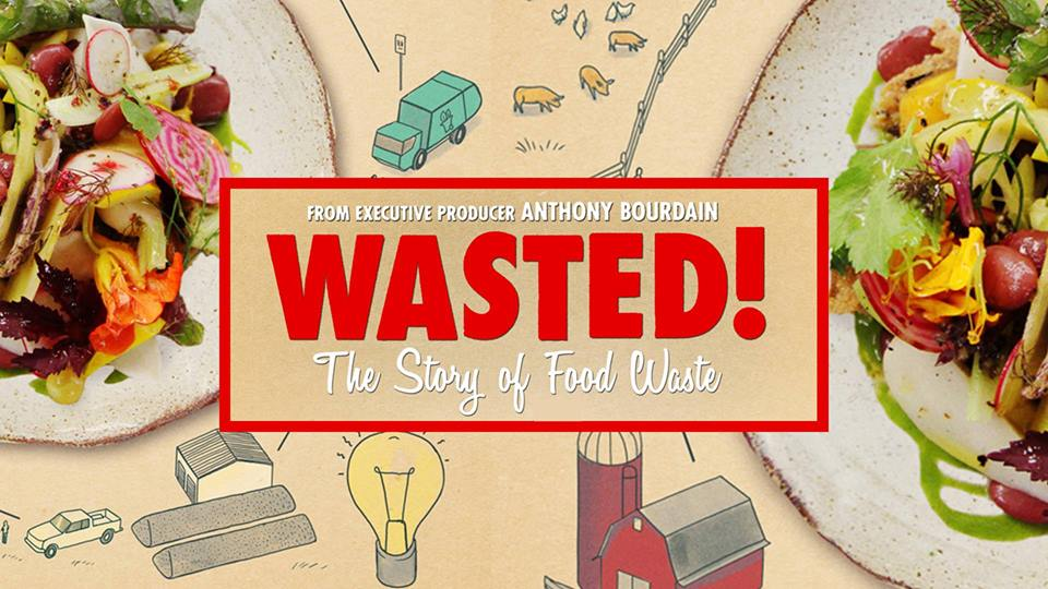 See Eve in Wasted! - The Story of Food Waste, a Zero Point Zero Films documentary, supported by The Rockefeller Foundation, narrated by Anthony Bourdain. Also featuring: Dan Barber, Danny Bowien, Mario Batali, Tristram Stuart and more.