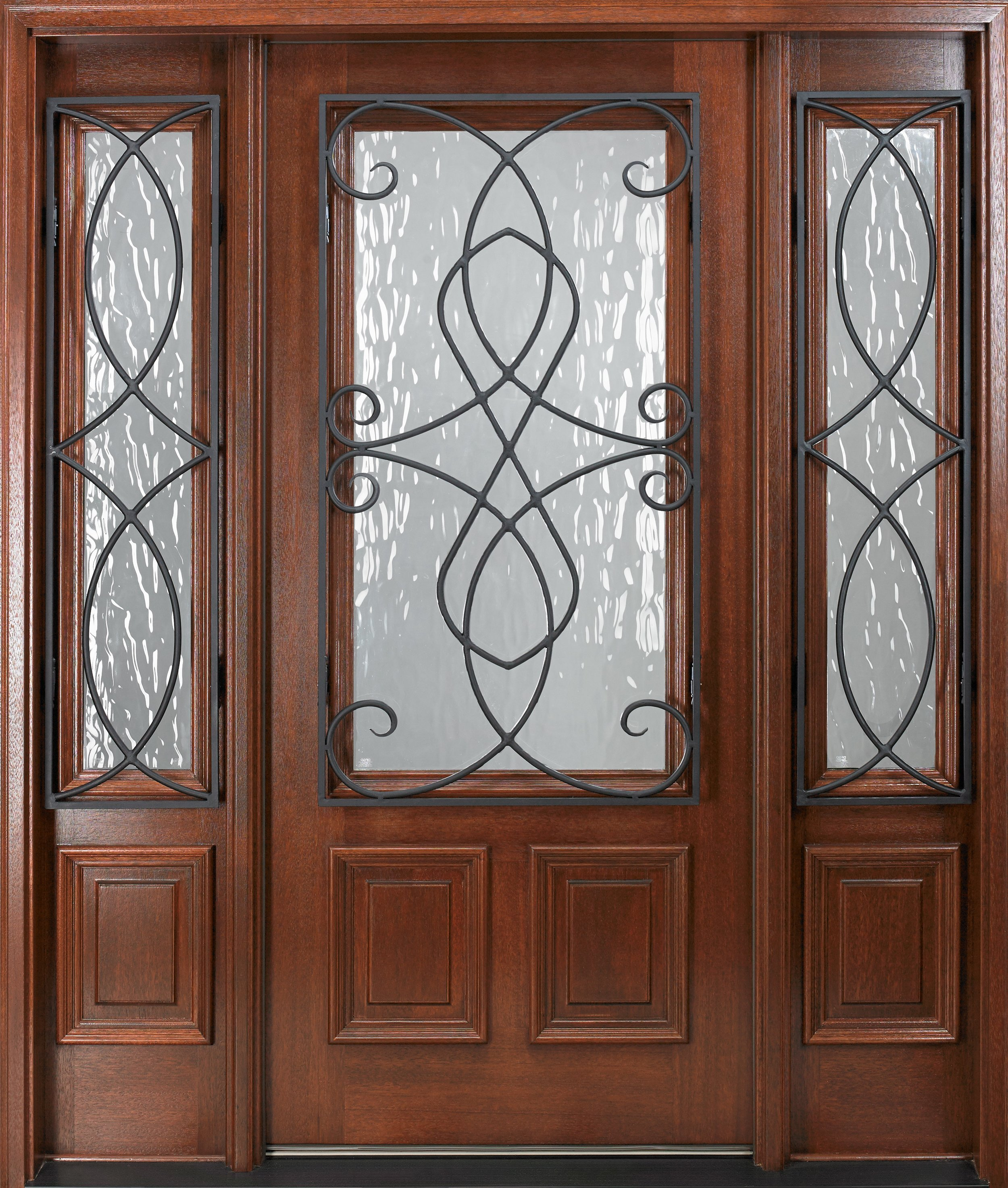 Delta Wrought Iron