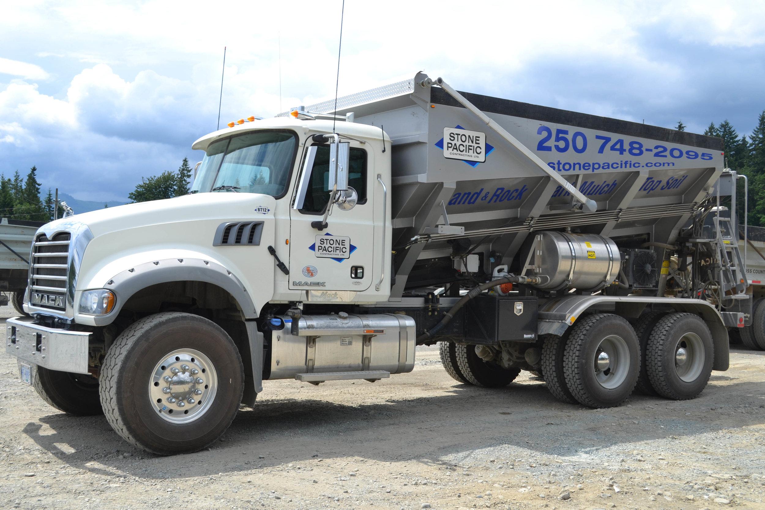 Slinger Trucks