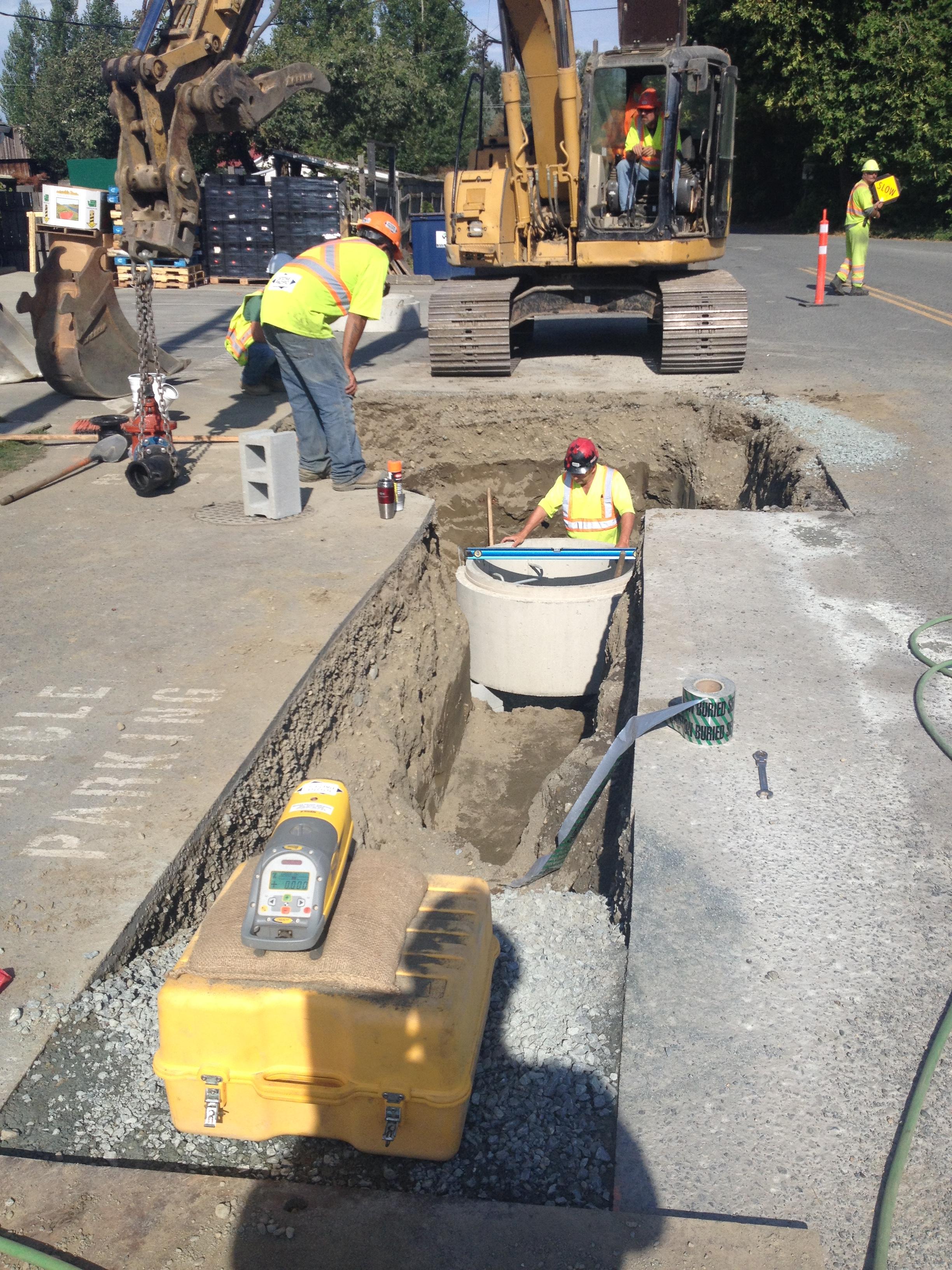 Utility Installation & Subdivision Development