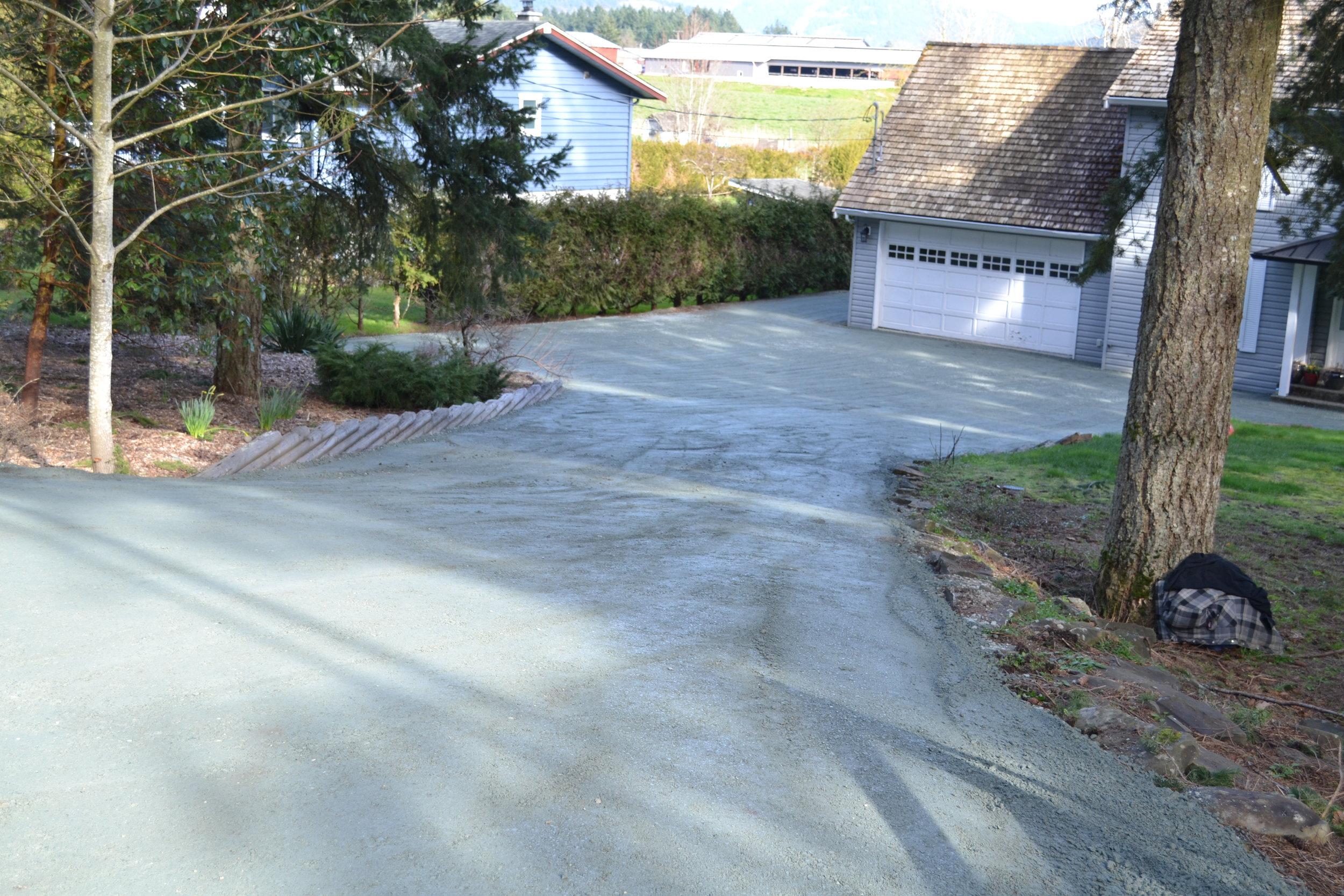 Driveway & Parking Lot Construction & Repair