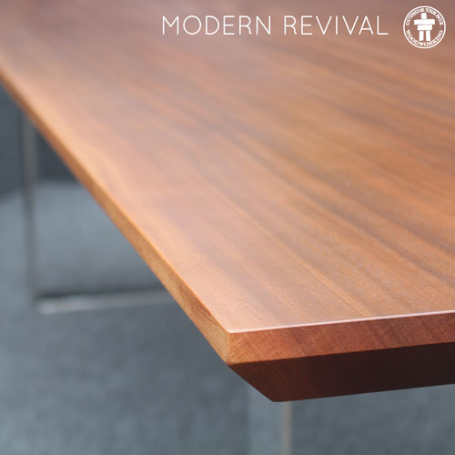Modern custom dining table Seattle