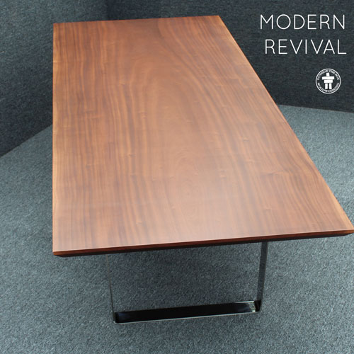 Custom modern dining table Seattle