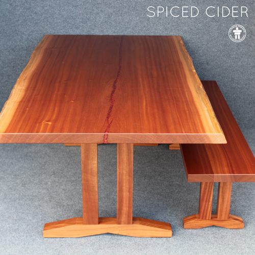 Solid wood dining table Seattle