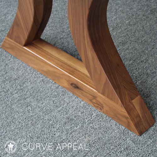 Handcrafted Walnut wood