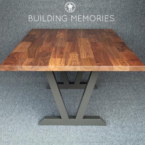 Custom wood table Tacoma