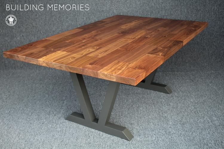 Walnut dining table Tacoma