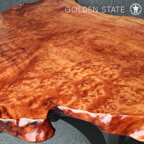 California live edge table CA