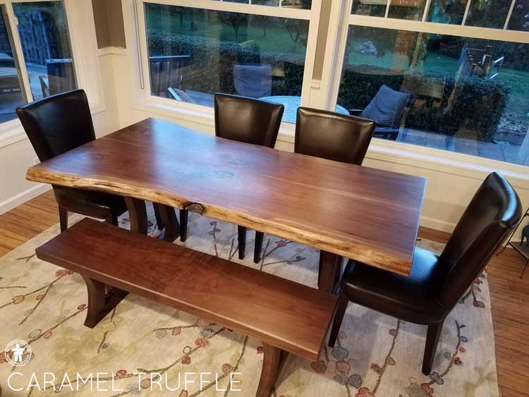 Dining room Walnut table