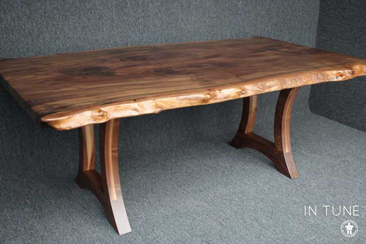 Tacoma custom dining table